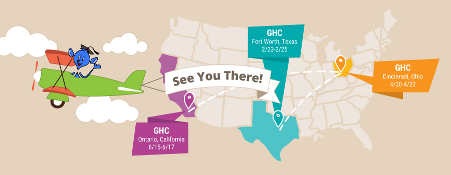 Time4Learning's 2017 Homeschool Convention Itinerary