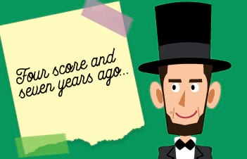 Abraham Lincoln Spelling Games