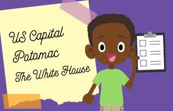 Washington, DC Vocabulary