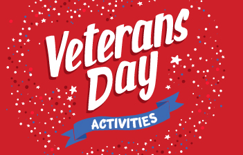 Veterans Day Activities for Children Featured Image